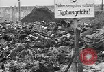Image of threat of plague Germany, 1945, second 49 stock footage video 65675068489