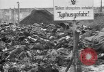 Image of threat of plague Germany, 1945, second 50 stock footage video 65675068489