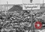 Image of threat of plague Germany, 1945, second 51 stock footage video 65675068489