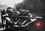 Image of threat of plague Germany, 1945, second 57 stock footage video 65675068489