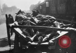 Image of threat of plague Germany, 1945, second 58 stock footage video 65675068489