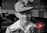 Image of James Devereux Washington DC USA, 1945, second 9 stock footage video 65675069766