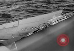 Image of Gunner buried at sea in TBF avenger aircraft Manila Philippines, 1944, second 16 stock footage video 65675070253