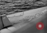 Image of Gunner buried at sea in TBF avenger aircraft Manila Philippines, 1944, second 17 stock footage video 65675070253