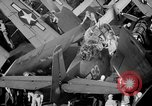 Image of Gunner buried at sea in TBF avenger aircraft Manila Philippines, 1944, second 19 stock footage video 65675070253