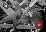 Image of Gunner buried at sea in TBF avenger aircraft Manila Philippines, 1944, second 21 stock footage video 65675070253