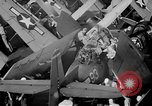 Image of Gunner buried at sea in TBF avenger aircraft Manila Philippines, 1944, second 22 stock footage video 65675070253