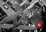 Image of Gunner buried at sea in TBF avenger aircraft Manila Philippines, 1944, second 23 stock footage video 65675070253