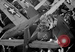 Image of Gunner buried at sea in TBF avenger aircraft Manila Philippines, 1944, second 24 stock footage video 65675070253