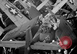 Image of Gunner buried at sea in TBF avenger aircraft Manila Philippines, 1944, second 25 stock footage video 65675070253