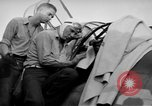 Image of Gunner buried at sea in TBF avenger aircraft Manila Philippines, 1944, second 38 stock footage video 65675070253