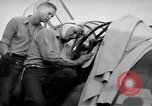 Image of Gunner buried at sea in TBF avenger aircraft Manila Philippines, 1944, second 42 stock footage video 65675070253