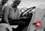 Image of Gunner buried at sea in TBF avenger aircraft Manila Philippines, 1944, second 46 stock footage video 65675070253