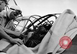 Image of Gunner buried at sea in TBF avenger aircraft Manila Philippines, 1944, second 54 stock footage video 65675070253