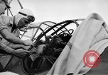 Image of Gunner buried at sea in TBF avenger aircraft Manila Philippines, 1944, second 55 stock footage video 65675070253
