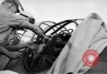 Image of Gunner buried at sea in TBF avenger aircraft Manila Philippines, 1944, second 56 stock footage video 65675070253