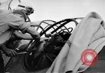 Image of Gunner buried at sea in TBF avenger aircraft Manila Philippines, 1944, second 59 stock footage video 65675070253