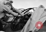 Image of Gunner buried at sea in TBF avenger aircraft Manila Philippines, 1944, second 61 stock footage video 65675070253