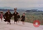 Image of Okinawans Okinawa Ryukyu Islands, 1945, second 39 stock footage video 65675070763