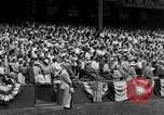 Image of Lou Gehrig Appreciation Day New York United States USA, 1939, second 22 stock footage video 65675070890