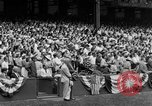 Image of Lou Gehrig Appreciation Day New York United States USA, 1939, second 24 stock footage video 65675070890