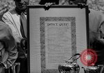 Image of Lou Gehrig Appreciation Day New York United States USA, 1939, second 25 stock footage video 65675070890