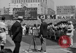 Image of Lou Gehrig Appreciation Day New York United States USA, 1939, second 62 stock footage video 65675070890