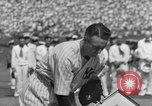 Image of Lou Gehrig Appreciation Day New York United States USA, 1939, second 48 stock footage video 65675070891