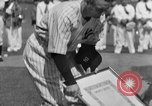 Image of Lou Gehrig Appreciation Day New York United States USA, 1939, second 49 stock footage video 65675070891