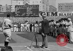 Image of Lou Gehrig Appreciation Day New York United States USA, 1939, second 22 stock footage video 65675070892