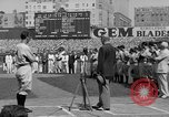 Image of Lou Gehrig Appreciation Day New York United States USA, 1939, second 25 stock footage video 65675070892