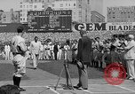 Image of Lou Gehrig Appreciation Day New York United States USA, 1939, second 28 stock footage video 65675070892