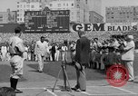 Image of Lou Gehrig Appreciation Day New York United States USA, 1939, second 29 stock footage video 65675070892