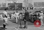 Image of Lou Gehrig Appreciation Day New York United States USA, 1939, second 30 stock footage video 65675070892