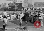Image of Lou Gehrig Appreciation Day New York United States USA, 1939, second 31 stock footage video 65675070892