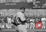 Image of Lou Gehrig Appreciation Day New York United States USA, 1939, second 38 stock footage video 65675070892