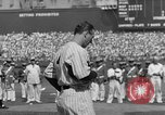 Image of Lou Gehrig Appreciation Day New York United States USA, 1939, second 39 stock footage video 65675070892