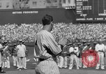 Image of Lou Gehrig Appreciation Day New York United States USA, 1939, second 45 stock footage video 65675070892