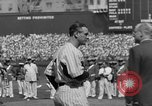 Image of Lou Gehrig Appreciation Day New York United States USA, 1939, second 48 stock footage video 65675070892