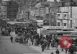 Image of British seaside town in World War 2 Lancashire England United Kingdom, 1944, second 25 stock footage video 65675070893