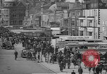 Image of British seaside town in World War 2 Lancashire England United Kingdom, 1944, second 26 stock footage video 65675070893