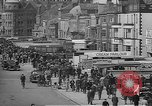 Image of British seaside town in World War 2 Lancashire England United Kingdom, 1944, second 27 stock footage video 65675070893