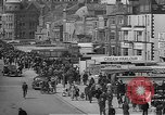 Image of British seaside town in World War 2 Lancashire England United Kingdom, 1944, second 28 stock footage video 65675070893