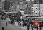 Image of British seaside town in World War 2 Lancashire England United Kingdom, 1944, second 29 stock footage video 65675070893