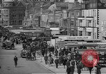 Image of British seaside town in World War 2 Lancashire England United Kingdom, 1944, second 30 stock footage video 65675070893