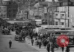Image of British seaside town in World War 2 Lancashire England United Kingdom, 1944, second 31 stock footage video 65675070893