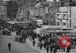 Image of British seaside town in World War 2 Lancashire England United Kingdom, 1944, second 32 stock footage video 65675070893