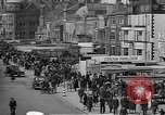 Image of British seaside town in World War 2 Lancashire England United Kingdom, 1944, second 34 stock footage video 65675070893