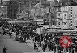 Image of British seaside town in World War 2 Lancashire England United Kingdom, 1944, second 35 stock footage video 65675070893