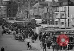 Image of British seaside town in World War 2 Lancashire England United Kingdom, 1944, second 36 stock footage video 65675070893